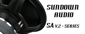 Новинка Sundown Audio SA v.2 - series