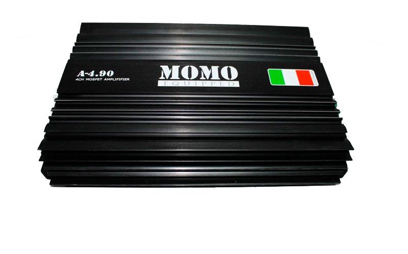 Усилитель MOMO A-4.90 в интернет-магазине Sundown Audio