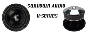 Новинка Sundown Audio U-series!