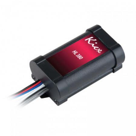 Преобразователь уровня сигнала (конвертер) Kicx HL 380 - цена, описание и отзывы - фото